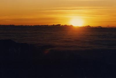阿里山夕陽003